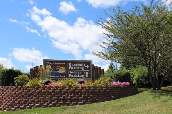 Orland Park Centennial Park